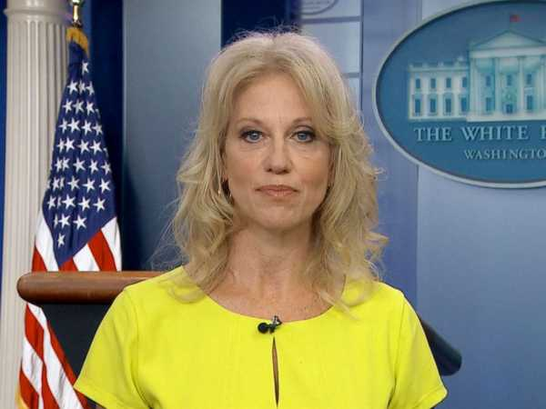 Kellyanne Conway slams Comey: He always diverts 'the spotlight to him'