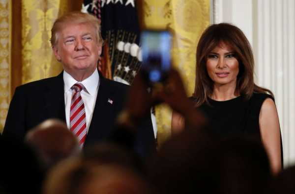'Maybe I didn't get her so much': Trump on first lady's birthday