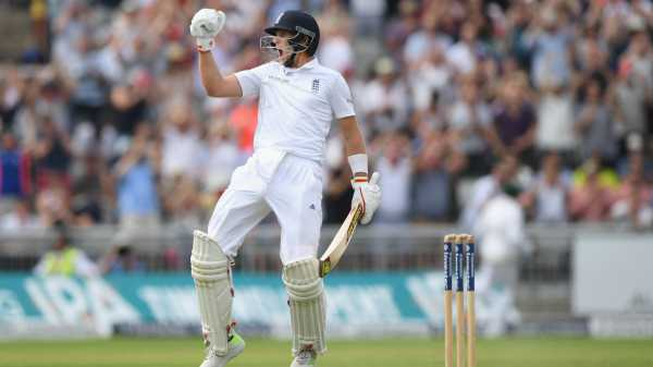 England captain Joe Root says converting fifties into hundreds is 'just a matter of time'