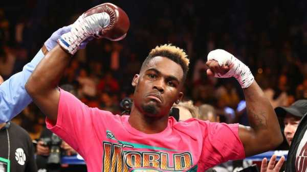 Jarrett Hurd calls out Kell Brook with his world titles on the line