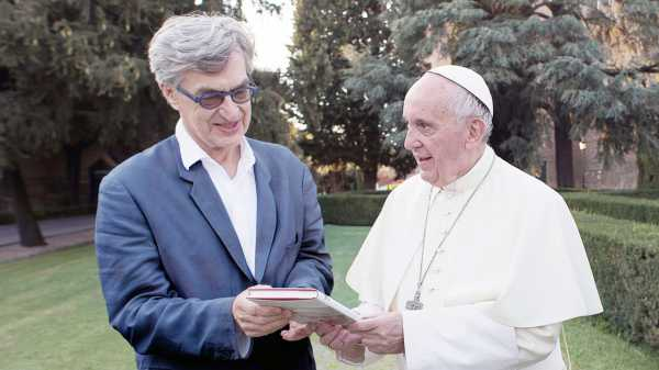"The Spiritual Nearness of Wim Wenders's ""Pope Francis: A Man of His Word"" 