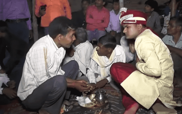 Indian Groom Hit with Celebratory Gunfire, Dies at Own Wedding (GRAPHIC VIDEO)