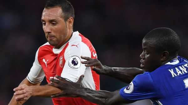 Arsenal confirm Santi Cazorla to leave club when contract expires