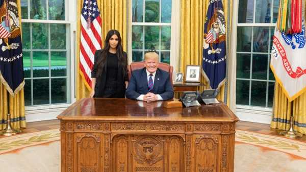 Kim Kardashian Meeting Donald Trump in the Oval Office Is a Nightmare We Can't Wake Up From |