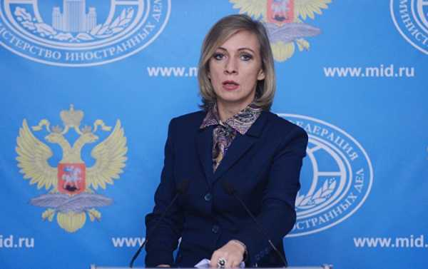RIA Novosti Ukraine Journalist Arrest Part of Anti-Russia Campaign - Zakharova