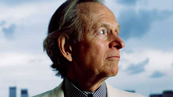 Tom Wolfe, Sage of Status Anxiety |