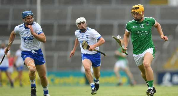 Limerick secure place in All-Ireland series after 13-point win over Waterford