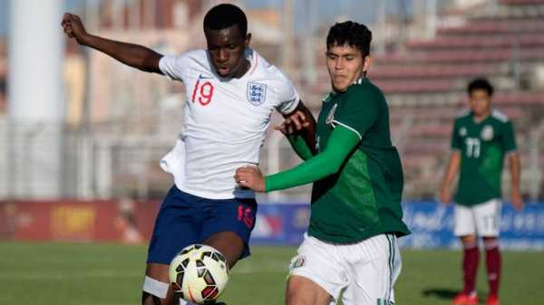 Mexico U21s 1-2 England U21s: Young Lions claim Toulon Tournament hat-trick
