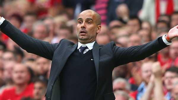 Big summer for ... Manchester City head coach Pep Guardiola