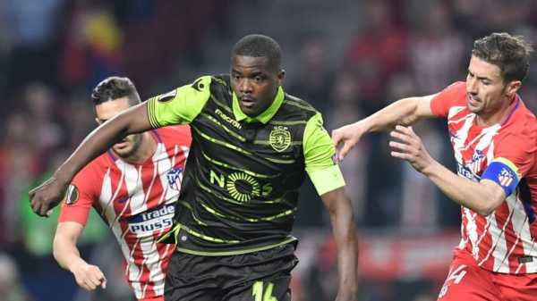 Everton target William Carvalho allowed to leave Sporting Lisbon