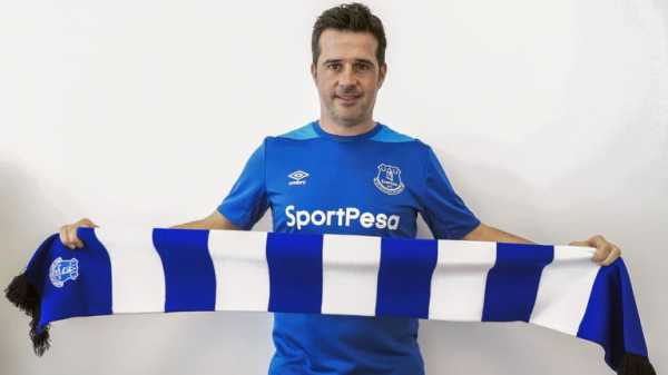 Marco Silva appointed new Everton manager