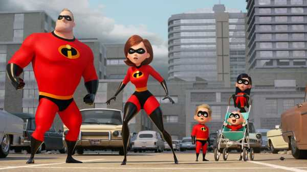 """Incredibles 2,"" Reviewed: A Sequel in the Shadow of a Masterwork 