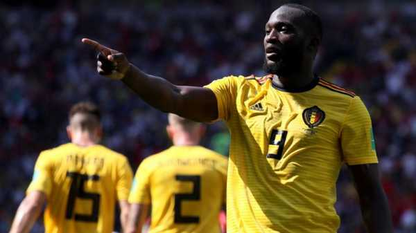 Romelu Lukaku an injury doubt for Belgium v England in World Cup