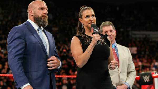 Stephanie McMahon speaks exclusively to Sky Sports about WWE's first all-women Box Office event