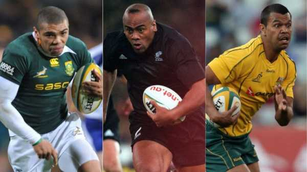 Tri-Nations and Rugby Championship classic encounters