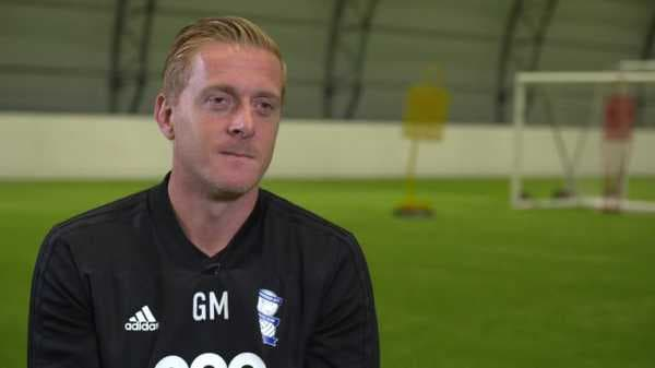Birmingham City manager Garry Monk ready for Swansea reunion