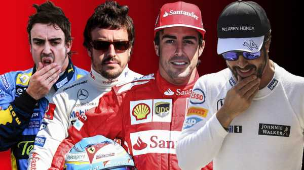 Fernando Alonso's career choices: The good, the bad and the ugly in F1