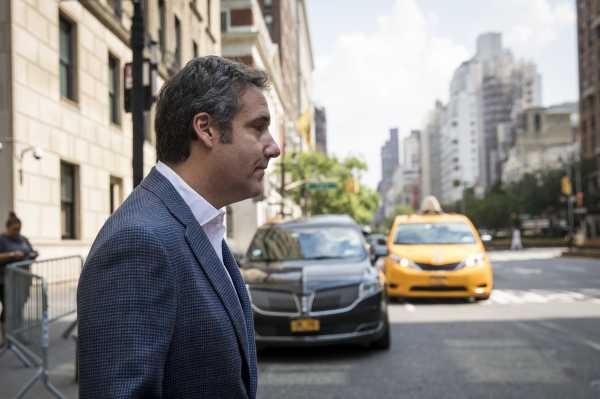 Michael Cohen is reportedly being investigated for $20 million in bank and tax fraud