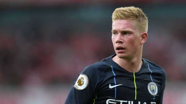 How will Manchester City deal with Kevin De Bruyne injury?
