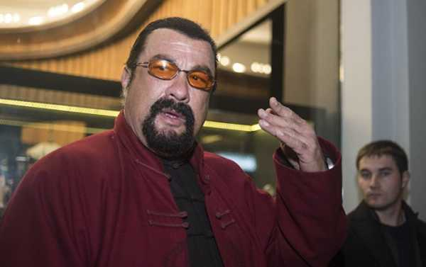 Under Siege 3? Steven Seagal Faces More Sexual Assault Charges – Reports