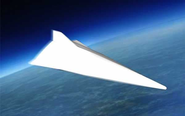 Сhina Reportedly Claims Success in Test of Its First Hypersonic Glider