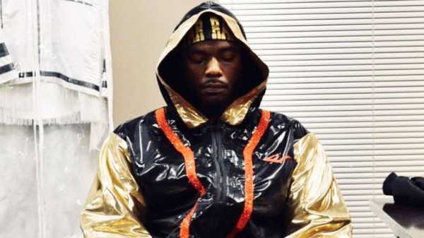 Hasim Rahman Jr hopes to repeat father's heavyweight title triumph