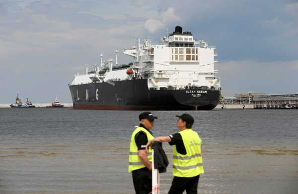 Why US LNG Can't Hold a Candle to Russian Gas Supplies in Europe