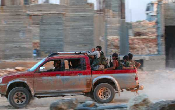 Syrian Militants Declare Preparation for Offensive on Govt Troops