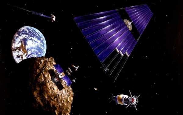 US Geological Survey Hopes to Begin Prospecting for Space Mines Soon