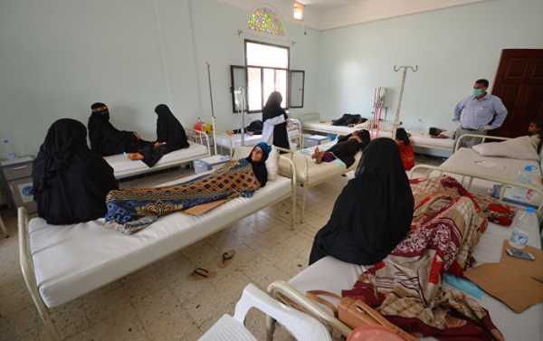 Cholera Outbreak in Yemen Claims At Least 9 - Health Ministry