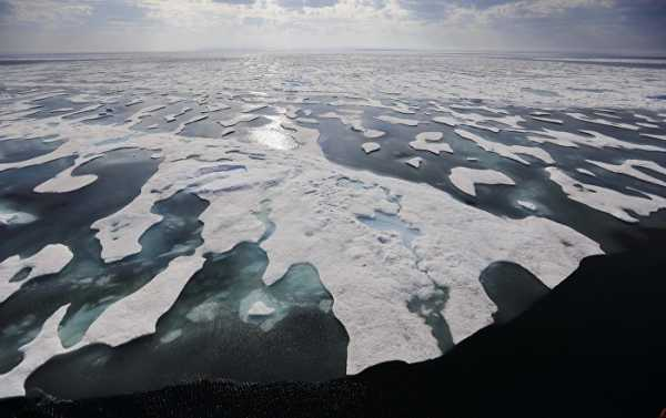 NASA to Measure Earth's Changing Ice Levels