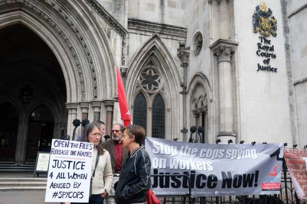 EXCLUSIVE: Landmark Hearing Sides With Activist in Battle Against UK 'Spycops'
