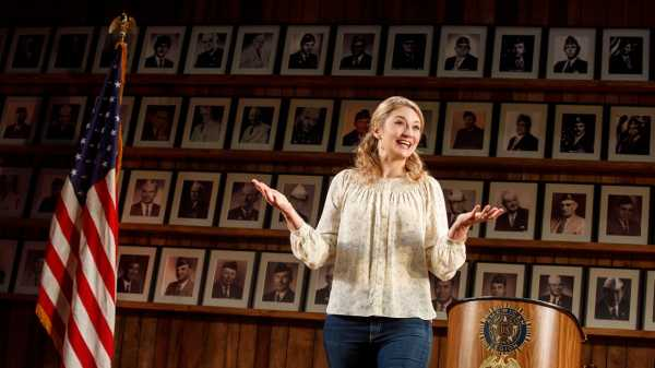 Heidi Schreck's Play About the U.S. Constitution Offers an Oasis of Sanity |
