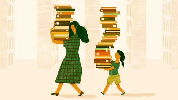 Growing Up in the Library |