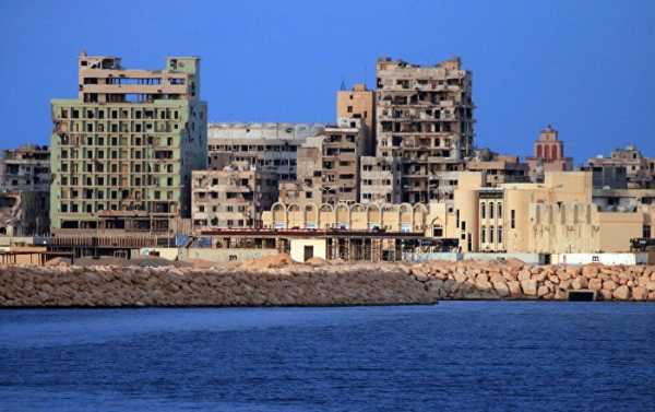Reports Alleging Moscow's Military Plans in Libya Unfounded - Contact Group