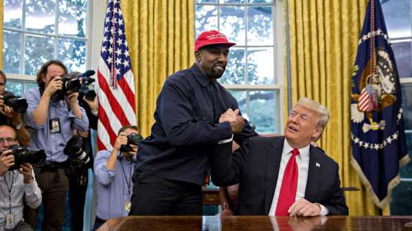 Kanye West's White House Monologue Flirted with the Language of the Men's-Rights Movement |