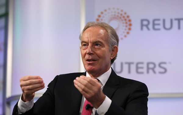 Time's Running Out to Stop Brexit, Labour Should Vote It Down - Tony Blair