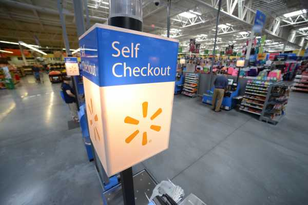 Self-checkout is terrible. It will never get better. It should die.