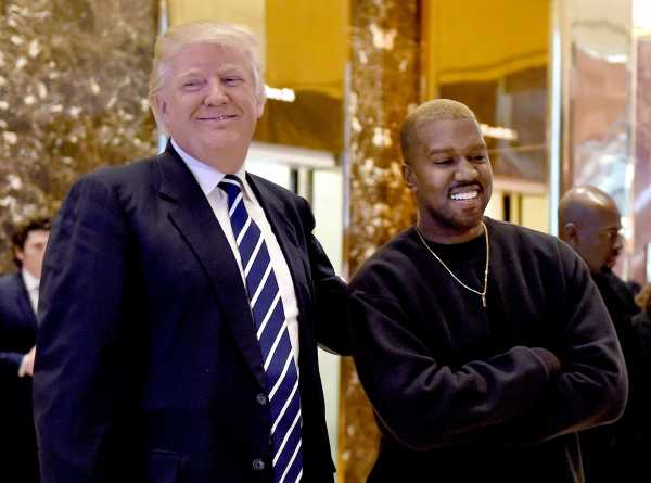 Kanye West will meet with Trump at the White House to talk prison reform, violence in Chicago
