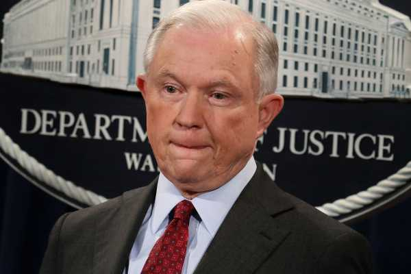 Jeff Sessions is out as attorney general