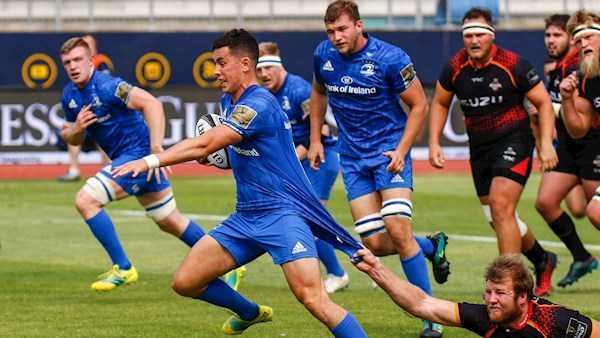 Leinster clinch bonus-point win at Southern Kings