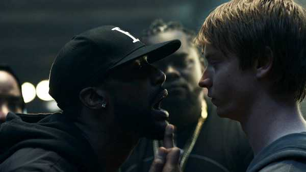 """Bodied,"" Reviewed: The Eminem-Produced Battle-Rap Movie Is a Confused Satire of P.C. Culture 
