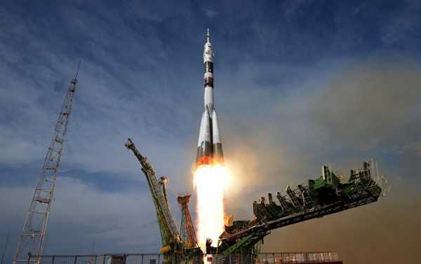 Russia Successfully Launches Soyuz Rocket for First Time After October's Failure
