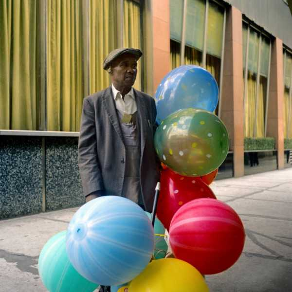 What Vivian Maier Saw in Color |