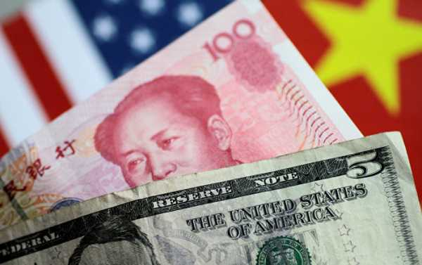 Ditching Dollars: Russia Boosts Yuan, Euro, Yen Shares in Its Reserves