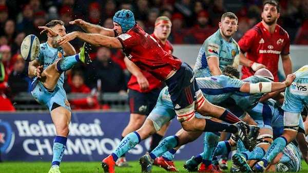 Munster's Tadhg Beirne to miss opening two Six Nations games with knee injury