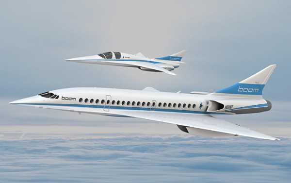 'Son of Concorde' Will Fly in 2019 After $100 Million Investment