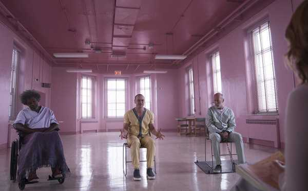 M. Night Shyamalan's Glass is half-empty and deeply unsatisfying