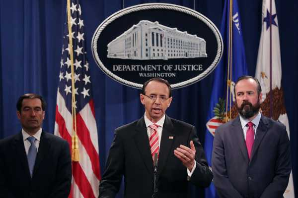Deputy AG Rod Rosenstein is reportedly headed out the door. What does it mean for Mueller?
