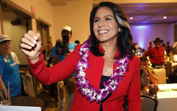 Controversial Dem. Congresswoman Tulsi Gabbard Announces 2020 Run